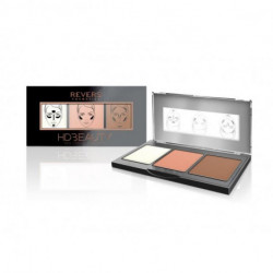Revers, HD Beauty Pro Contour Palette