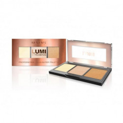 Revers, Lumi Strobing Professional Highlighter Palette