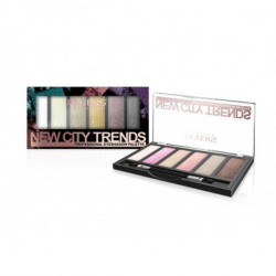 Revers,New City Trends Professional Eyeshadow Palette
