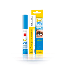 Eveline, Concentrated Eyelash Serum, 8in1