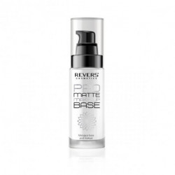 Revers, Pro Matte Make-up Base. Mattifying Make-up Primer.