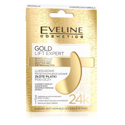 EVELINE, Luxury Anti-wrinkle Golden Eye Pads