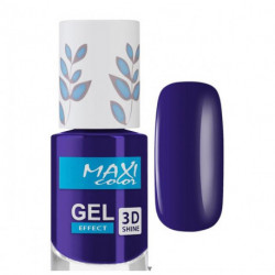 Maxi Color, Nail Polish,  Gel Effect New Palette
