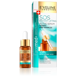 Eveline, Instant Lifting SOS Active Serum Against Deep Wrinkles