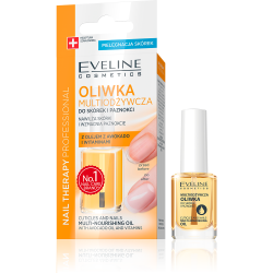 EVELINE, Cuticles And Nails Multi-nourishing Oil With Avocado Oil And Vitamins