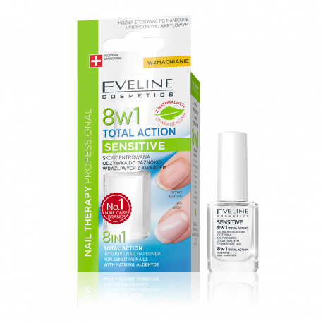 EVELINE, 8in1 Total Action Sensitive