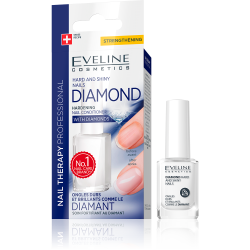 Eveline, Nail Therapy Diamond Hard And Shiny Nails