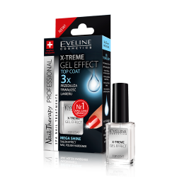 EVELINE, X-treme Gel Effect Top Coat