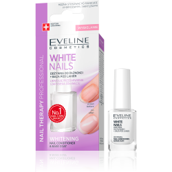 EVELINE, Nail Therapy, Whitening And Smoothing Nails Treatment