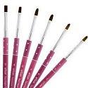 Brushes For Gel