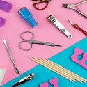 **MANICURE AND PEDICURE TOOLS
